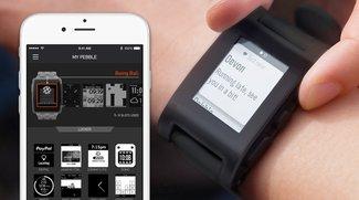 Pebble: Smartwatch fürs iPhone jetzt günstiger und offiziell bei Amazon verfügbar