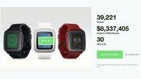 Pebble Time: Erfolgreicher Start karikiert Crowdfunding-Idee (Meinung)