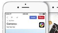 Apple und Pinterest: Installation von Apps erstmals außerhalb des App Stores möglich