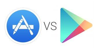 Apps in Deutschland 2014: Play Store erstmals mit mehr Umsatz als App Store