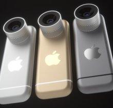 iPro: Actionkamera von Apple (Konzept)