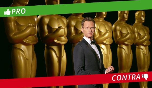 Pro & Contra: Neil Patrick Harris' Perfomance als Oscar-Gastgeber