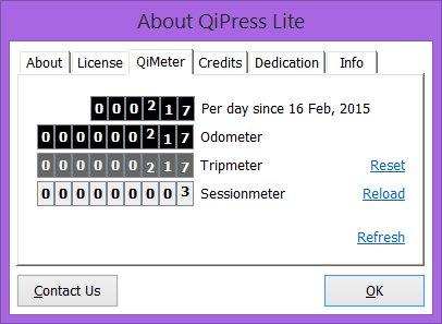 qipress-qimeter