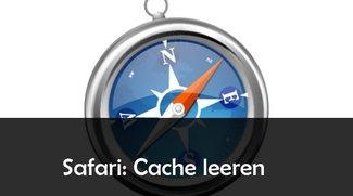 Safari: Cache löschen und leeren – so geht's am Mac, bei Windows und auf iPad und iPhone