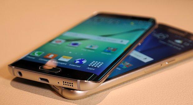 Samsung Galaxy S6 Edge zum besten Smartphone des MWC 2015 gekürt [Umfrage]