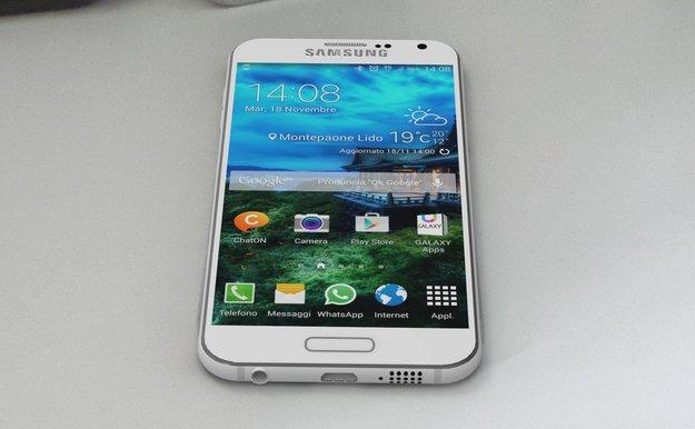 Samsung Galaxy S6: Release Ende März, Microsoft Office-Anwendungen ersetzen TouchWiz-Apps [Gerüchte]
