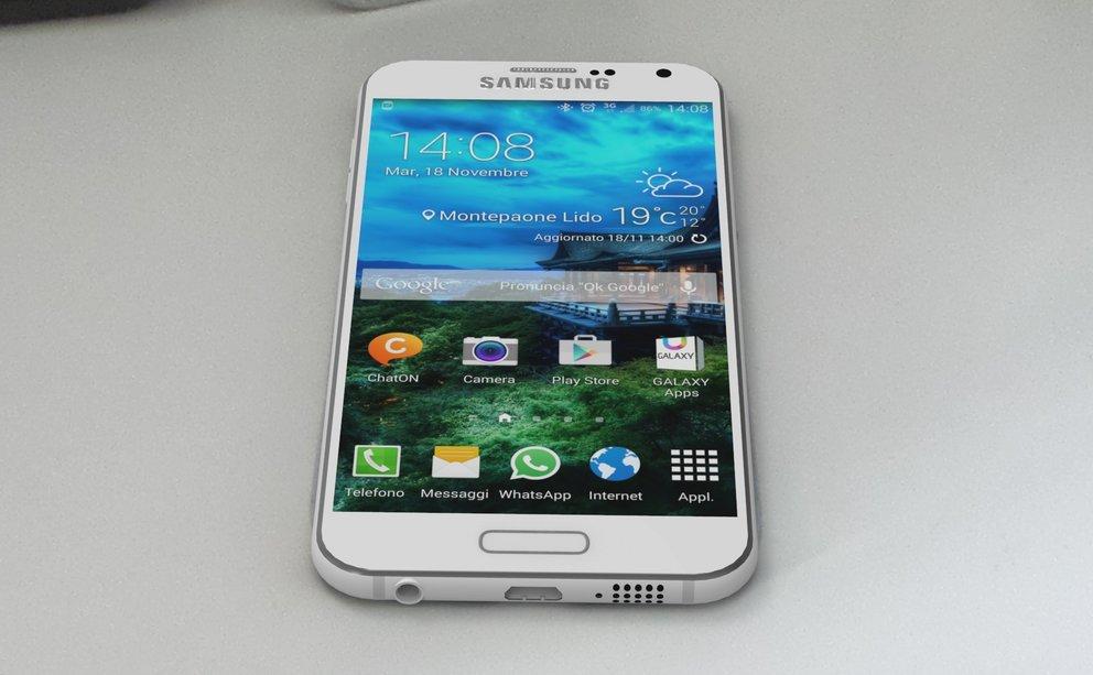 Samsung s6 veröffentlichung