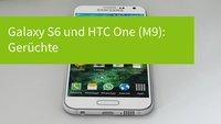 WhatsApp-Sicherheitslücke, Gerüchte um Samsung Galaxy S6 und HTC One (M9) – Ein paar Minuten Android
