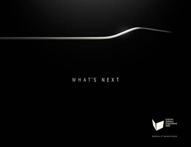 Samsung Galaxy S6: Einladungen bestätigen Unpacked-Event am 1. März [MWC 2015]