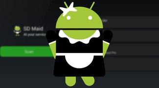 SD Maid: Bereinigungstool für Android