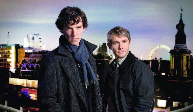 Das sind die 15 besten Momente aus Sherlock