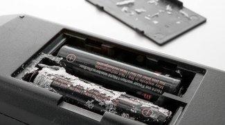 Batterie ausgelaufen: Was tun? Und ist das giftig?