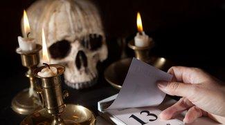 Freitag der 13. heute : Ursprung des Aberglaubens - Warum haben Leute Angst? (13. März 2015)