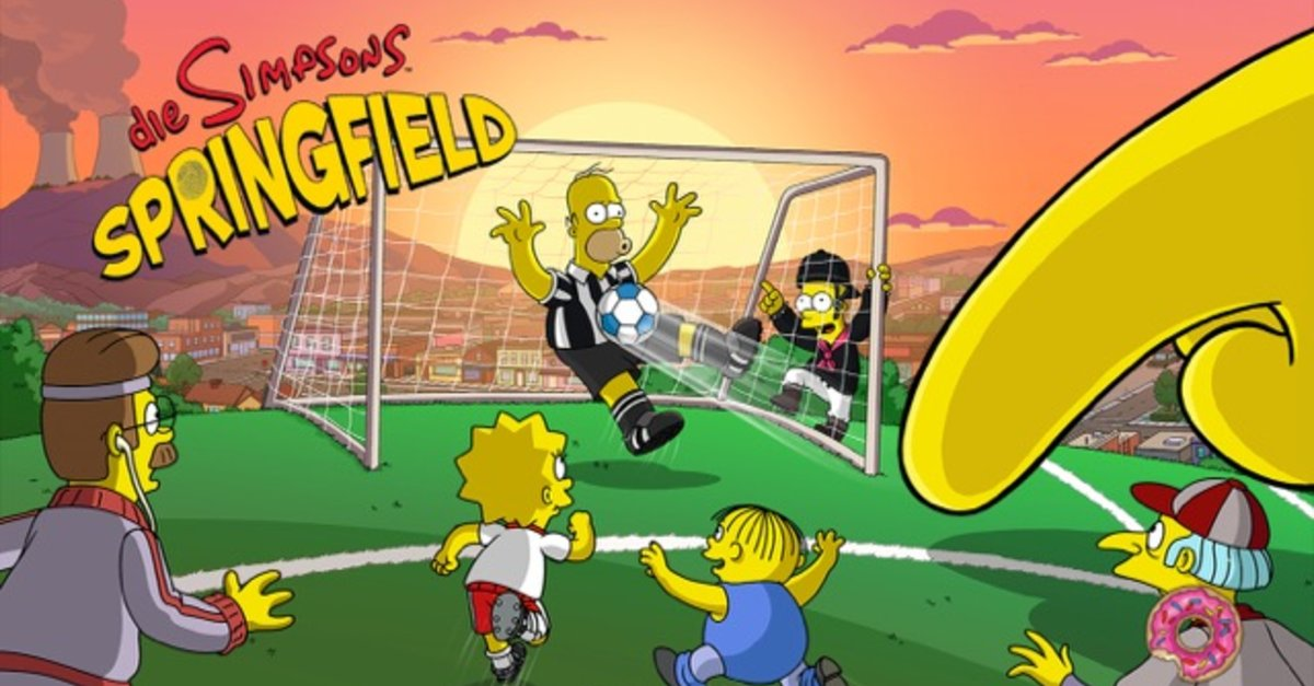 The Simpsons Tapped Out Download Mac