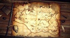 Skyrim: Die Karte von Himmelsrand mit allen Städten, Verließen und Orten