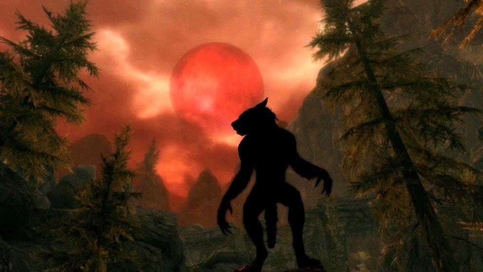 Skyrim Werwolf werden