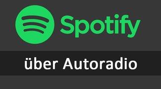 Spotify über Autoradio hören – so geht's