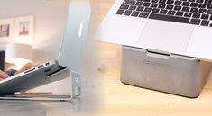 Neue Ständer fürs MacBook in Deutschland erhältlich: Aluminium trifft auf Beton
