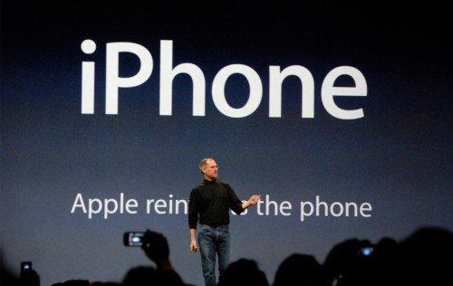 Steve Jobs enthüllte erstes iPhone beinahe noch vor Macworld Keynote