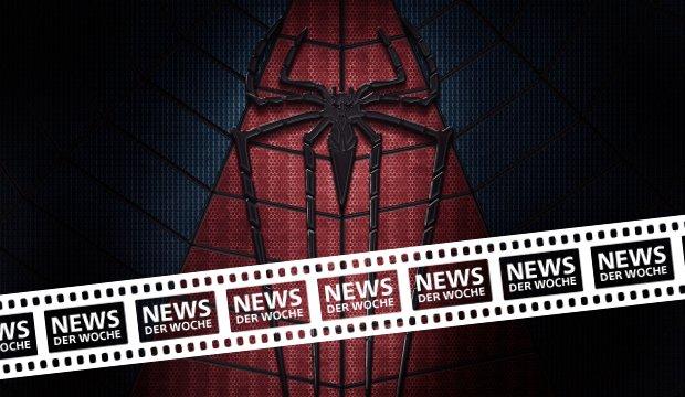 News der Woche: Alles auf Anfang? Spider-Mans letzte Chance