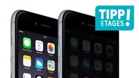 iPhone-Tipp: Bildschirmhelligkeit noch dunkler als dunkel einstellen