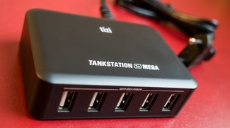USB-Ladegerät tizi Tankstation für iOS- und Android-Geräte im Test