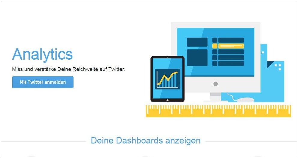 Twitter Analytics: So funktioniert das kostenlose Tool