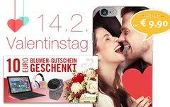 Angebote zum Valentinstag:<b> Foto-iPhone-Hülle günstiger, Gratis Blumengutschein, Blitzangebote und mehr</b></b>