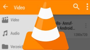 VLC Media Player für Android: Beta-Version mit Material Design erschienen