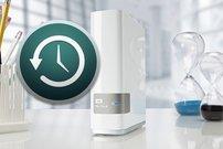 Ab 13 Uhr zum Bestpreis: Netzwerkspeicher (NAS) mit 6 TB für Mac, PC, iPhone und iPad