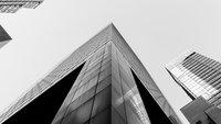 Wallpaper der Woche: Wolkenkratzer in Schwarz-Weiß [Download]