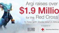 World of Warcraft: 1,9 Millionen Dollar für den Kampf gegen Ebola gesammelt