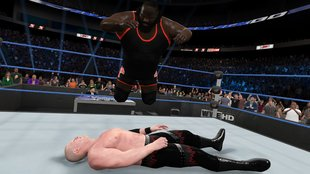 WWE 2K15: Trailer stellt DLC Hall of Pain vor