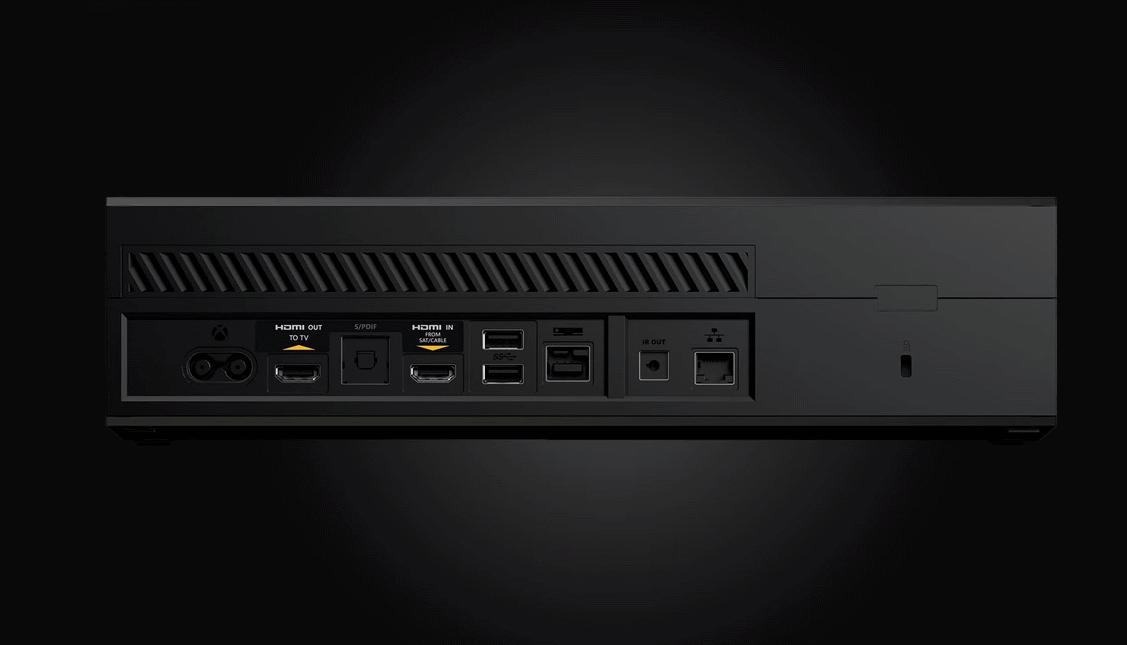 Xbox One: Alle Anschlüsse im Überblick: Möglichkeiten für TV, Audio ...