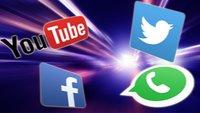 WhatsApp, Facebook & Co. – Android-Apps früher und heute im Vergleich
