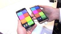 HTC One M9 vs. Samsung Galaxy S5 im Vergleichsvideo [MWC 2015]