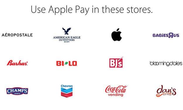 Apple Pay: 14 neue Partner sind dazugekommen