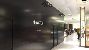 Apple Watch: Shop-in-Shop in Tokio