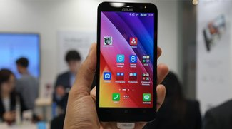 ASUS Zenfone 2 im Hands-On-Video [MWC 2015]