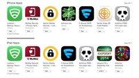 Apple entfernt Anti-Virus-Apps aus dem App Store