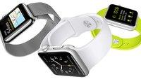Gravur-Option für Apple Watch möglich