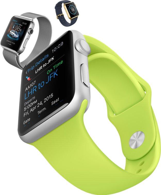 Apple Watch: Ab Ende Juni in weiteren Ländern