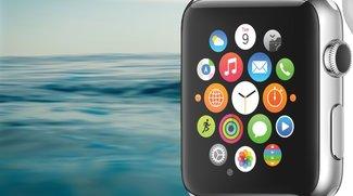Ist die Apple Watch wasserdicht?