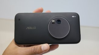 Asus ZenFone Zoom: Kamera-Smartphone im Hands-On-Video [MWC 2015]