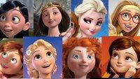 Sexismus-Vorwurf an Pixar- und Disney: Warum sehen eure Frauen alle gleich aus?