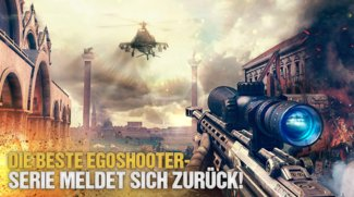 Gameloft: Modern Combat 5 ab sofort Free-to-Play