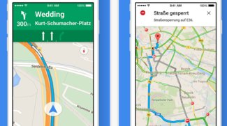 App-Update: Google Maps für iPhone, iPad und iPod touch mit neuen Features