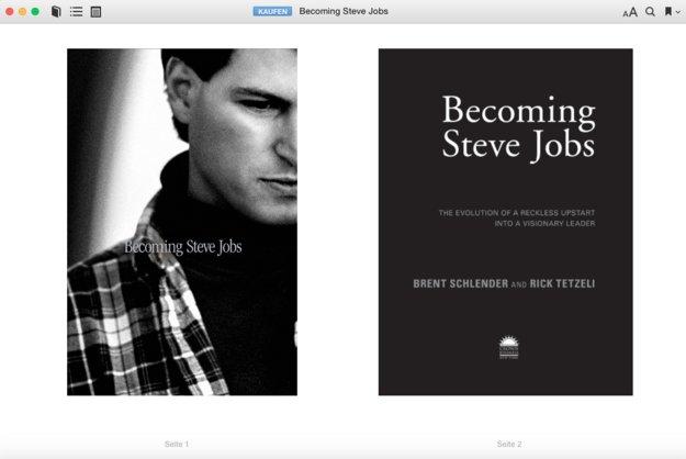 Becoming Steve Jobs: Kostenlose Leseprobe in iBooks verfügbar