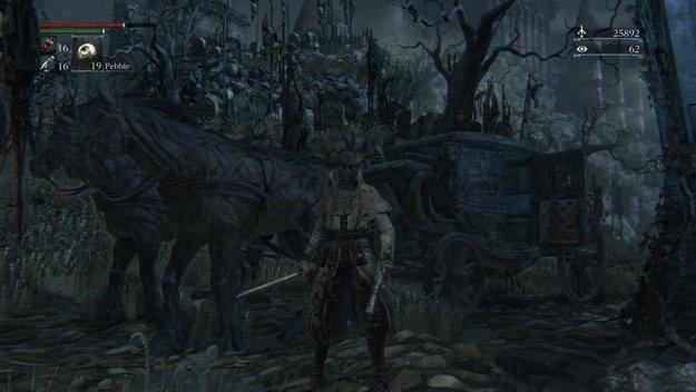 Bloodborne: Bosskampf im Video und neue Screenshots