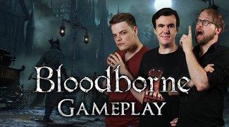 GIGA Gameplay: Bloodborne mit Tobi, Tom und Robin